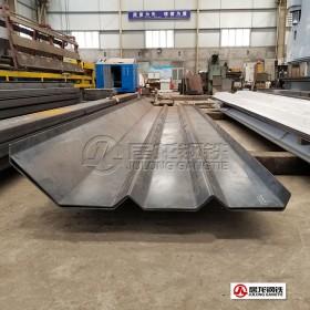 自卸车侧板T700高强板折弯加工,有限元分析角筋加强结构,强度高,成形美观。