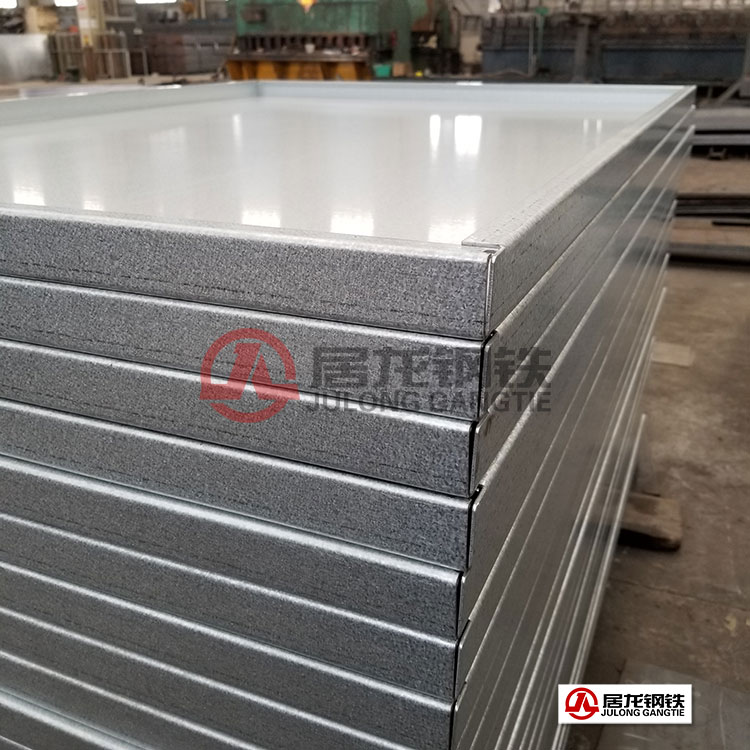 镀铝锌精细化板折弯加工