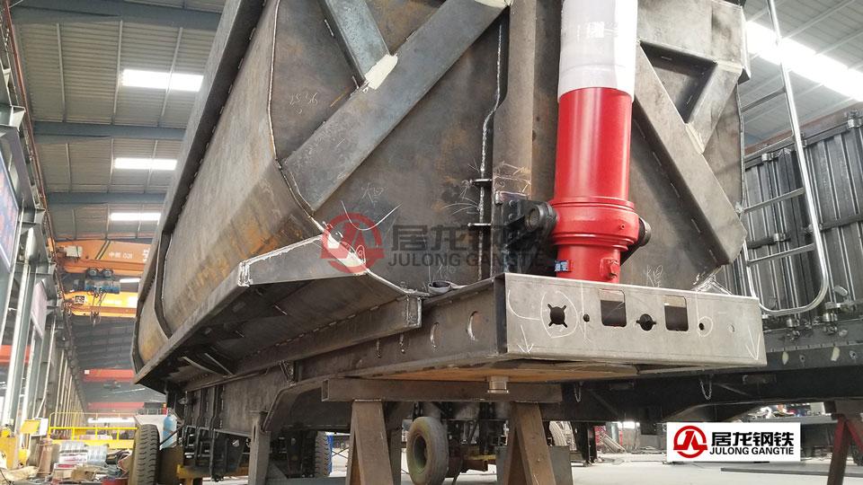 居龙钢铁致力于商用车轻量化技术的发展,降低能源消耗、降低制造业成本,同时为钢铁企业、商用车生产商及物流企业创造更多价值。