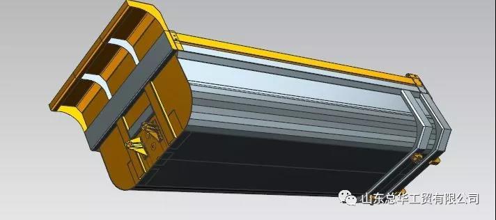 我们服务于国内工程车辆制造水平的转型升级,在制造业用材与加工延伸的供应链路上资源共享。