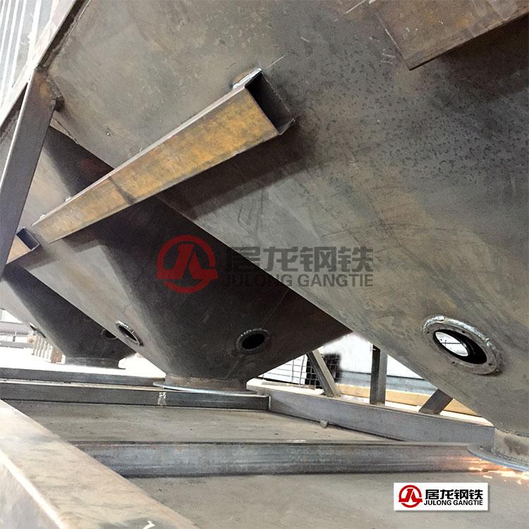 集装箱式卧式水泥仓生产加工