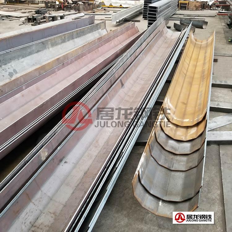 大型线杆钢管杆折弯加工