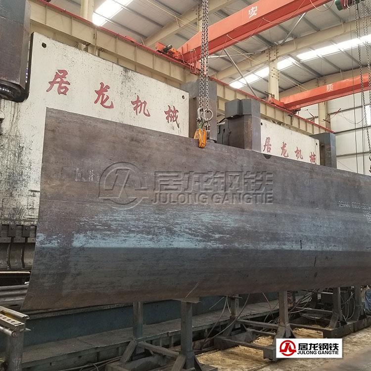 涟钢NM450耐磨板在自卸车上被广泛采用,强度高,自重轻的特点深受广大客户赞许。
