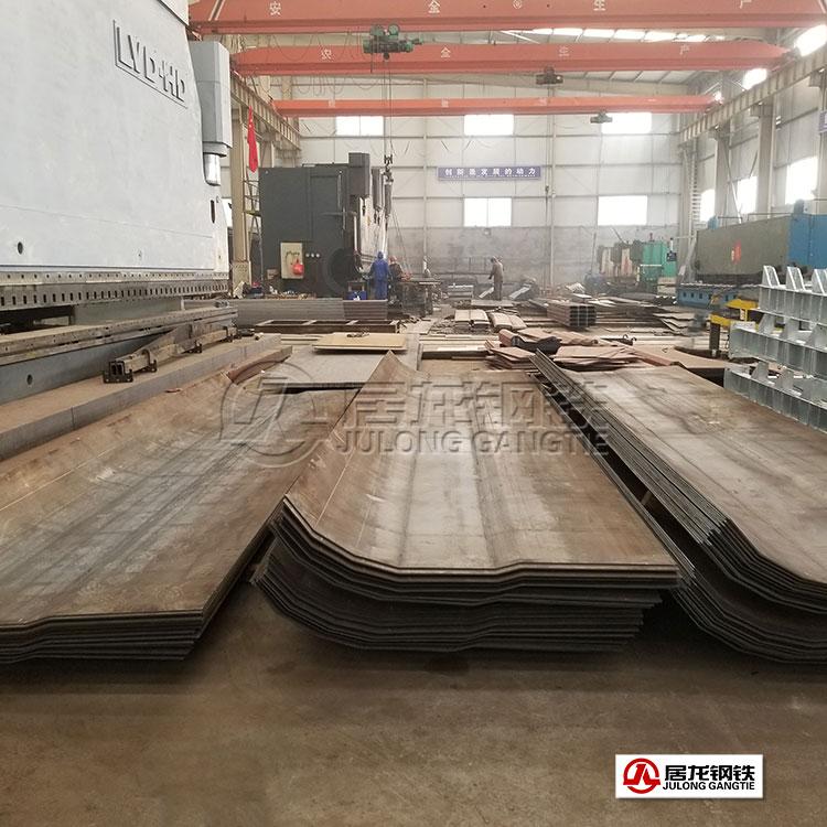 NM450耐磨板折弯加工,为国内各知名改装厂配套服务。